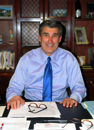 Silver Legacy's general manager Gary Carano will be serving as CEO of Eldorado Resorts Inc. when the merger is finalized in mid-2014. / Photo by Nicole Zander