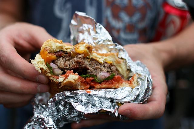 Food Truck Burrito