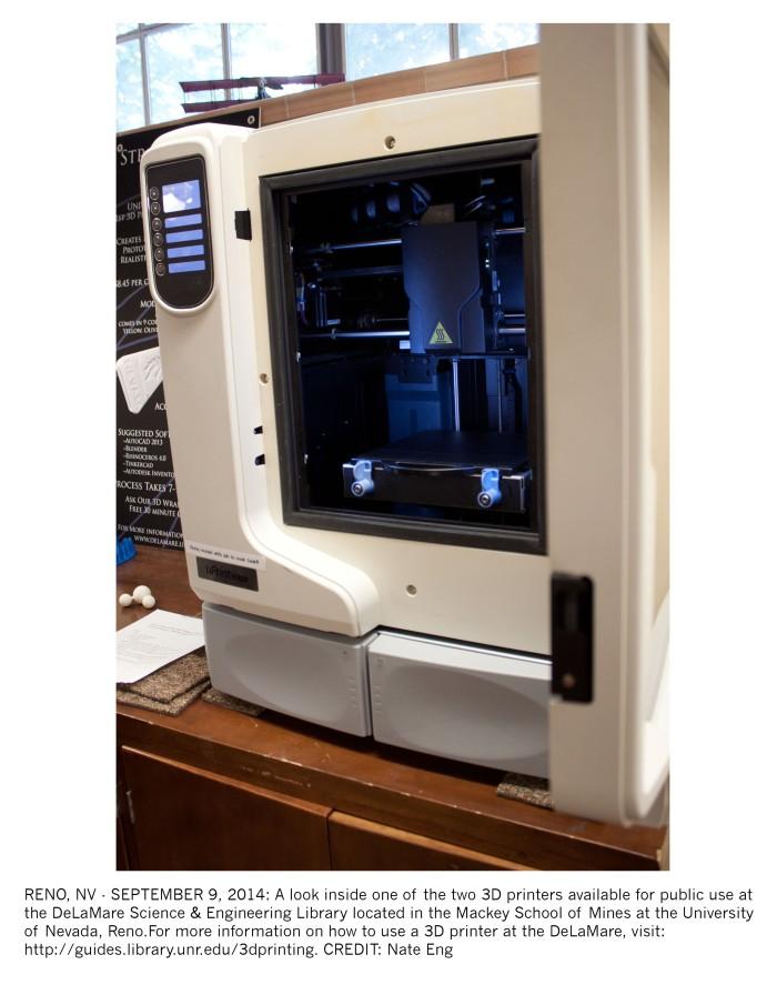 3D printer DeLaMare